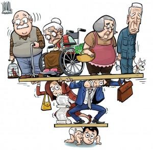高齡化社會